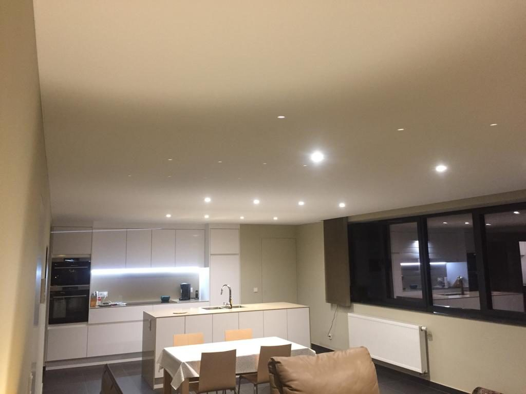 Keuken plafond