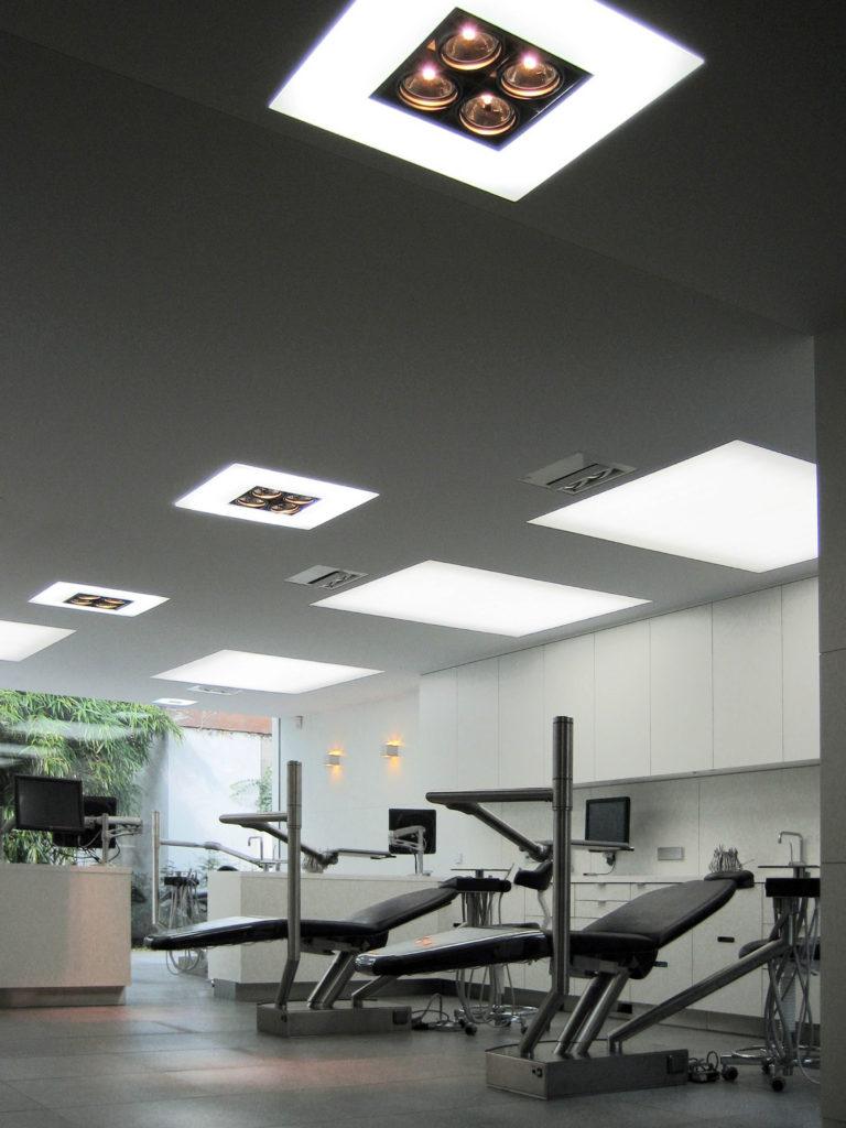 Doek plafond of spanplafond